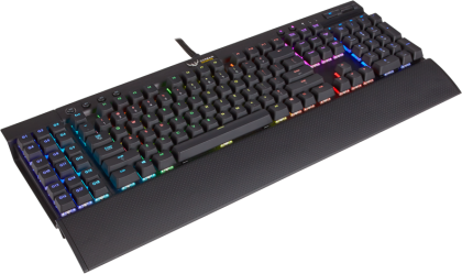 Corsair K95 RGB Mechanical Keyboard with MX Red Switches