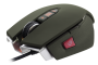 Corsair Vengeance M65 FPS Laser Mouse - Military Green