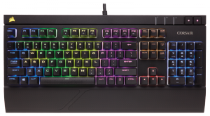 Corsair Strafe Mechanical - RGB LED - MX Brown - Azerty (BE)