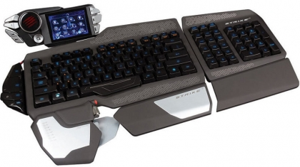 Madcatz S.T.R.I.K.E. 7 Gaming Keyboard - Azerty (FR)