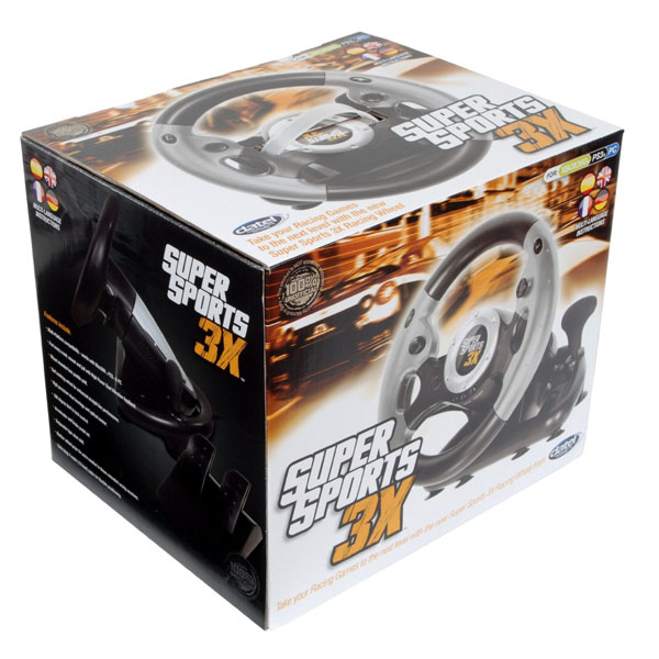 Datel SuperSports 3X Racing (PC/PS3/Xbox360)
