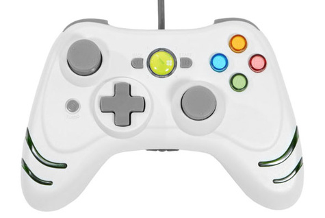 Datel WildFire Controller Wireless White (Xbox360) v2