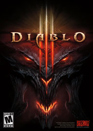 - Diablo 3 PC DVD