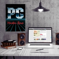 Displate - PC Master Race
