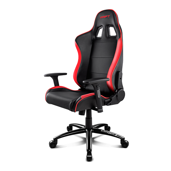 Drift Gaming Chair Dr200 Black Red Gamegear Be