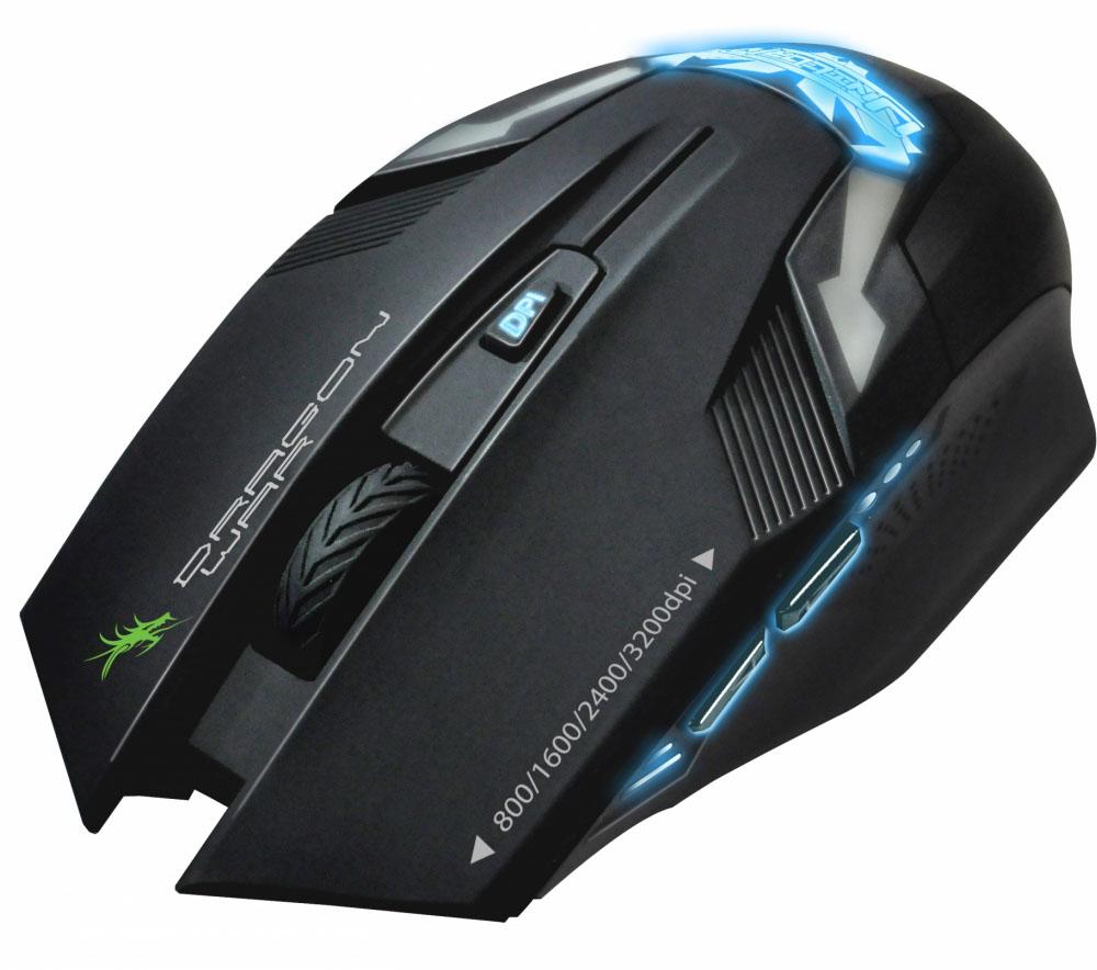 Dragon War G8 Unicorn Gaming Mouse Mousepad Gamegear