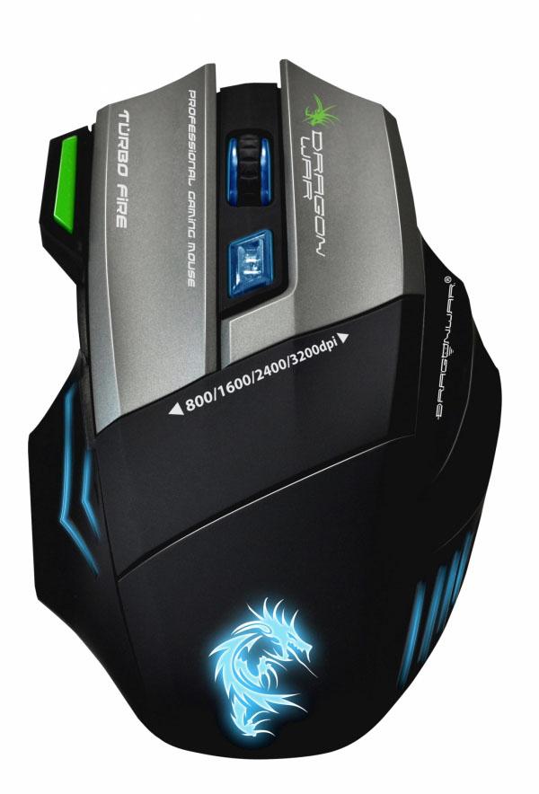 Dragon War G9 Thor Gaming Mouse Mousepad Gamegear Be