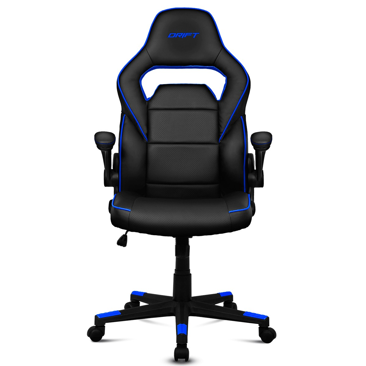 Drift Gaming Chair Dr75 Black Blue Gamegear Be
