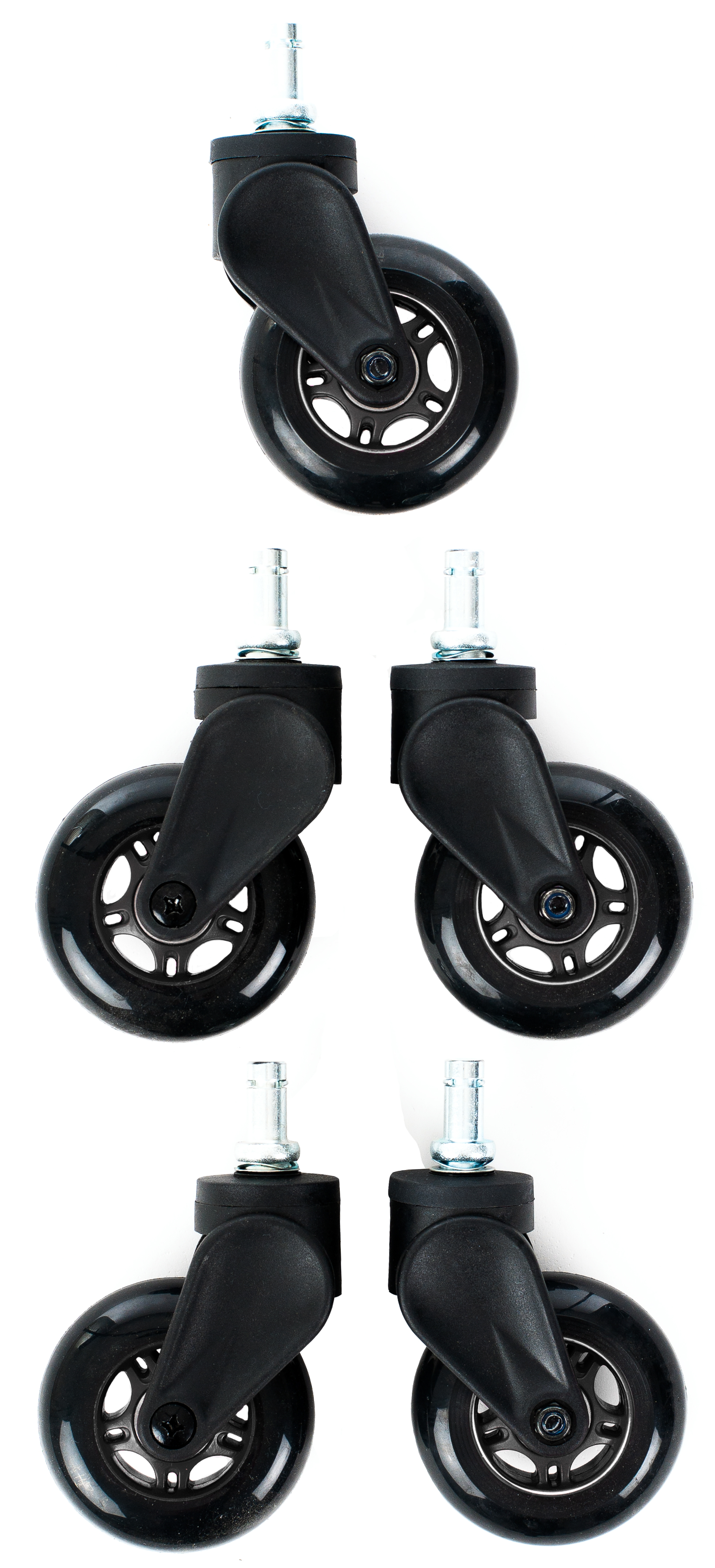 Dxracer Blade Wheels Black Gamegear Be Improve Your