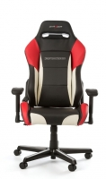 DXRacer Drifting Gaming Chair (Black/White/Red) - OH/DH61/NWR