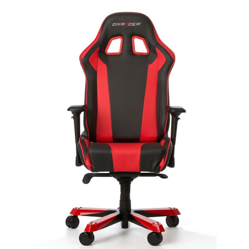 Dxracer King Gaming Chair Black Red Oh Ks06 Nr