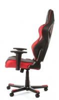 DXRacer RED LED Racing Shield Gaming Chair - OH/RL1/NR