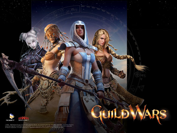 Compad Guildwars Female