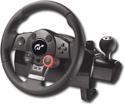 Logitech Driving Force� GT