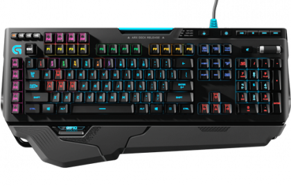 Logitech G910 ORION SPARK RGB Mechanical Keyboard - Azerty (FR)