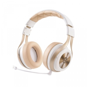 LucidSound LS30 Wireless Headset - White Gold (PC/PS4/XO)