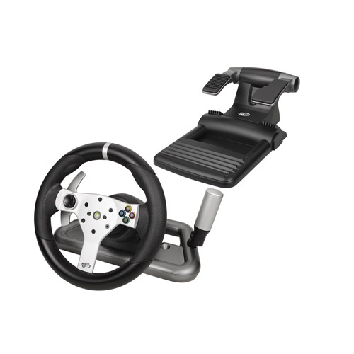 Madcatz FFB Racing Wheel Wireless Xbox360