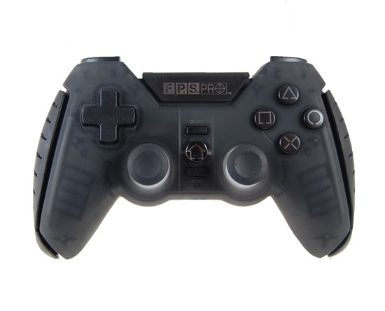 Madcatz FPS Pro Wireless Game Pad Stealth (Black) PS3