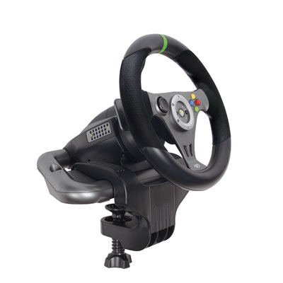MadCatz Wireless Racing Wheel Xbox 360