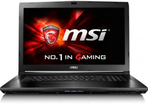 MSI GL72 7RD-024BE Gaming Laptop (Azerty)