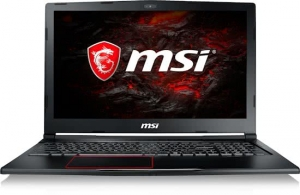 "MSI GE63VR 7RE-008BE 15"" 120Hz i7 16GB GTX1060 +256GB SSD AZERTY"