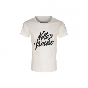 Natus Vincere Calligraphy T-shirt 2017 (White)
