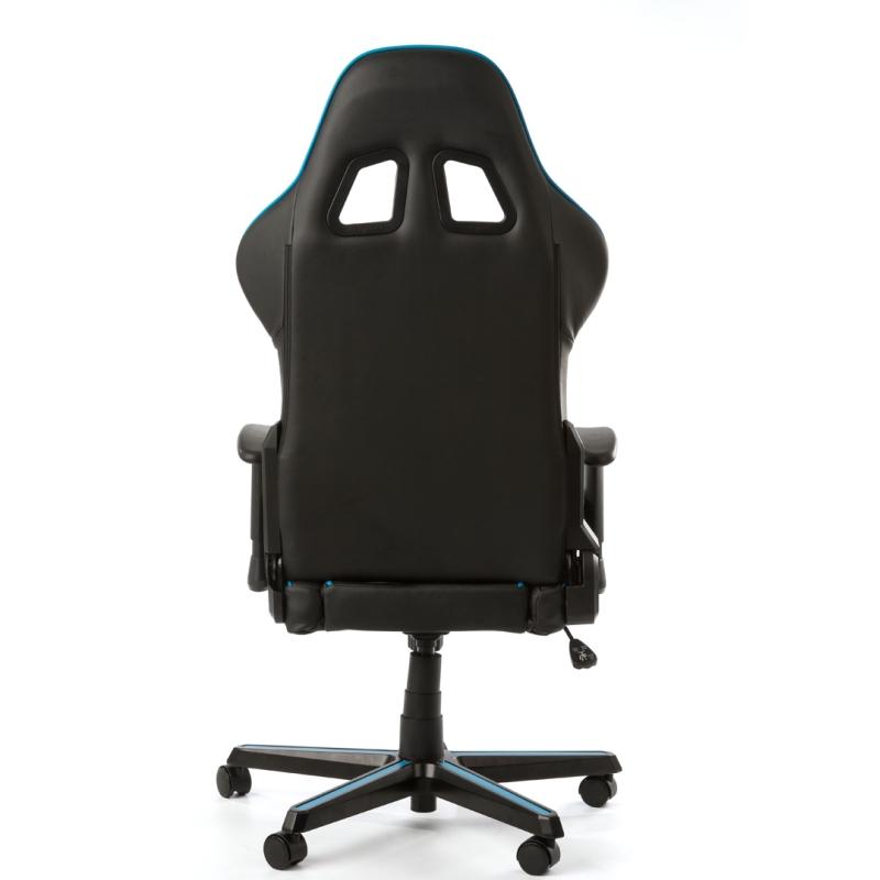 Dxracer Formula Gaming Chair Black Blue Oh Fh08 Nb