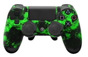 Scuf Gaming Infinity 4PS Camo Green (PS4) + PRO GRIP