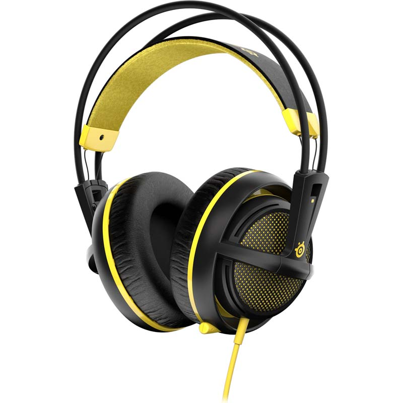 SteelSeries Siberia 200 Headset Proton Yellow (PC/PS3/PS4/XboOne)&extralang=