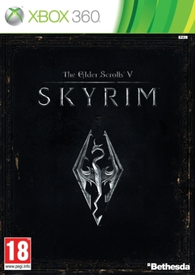 The Elder Scrolls V: Skyrim Xbox360