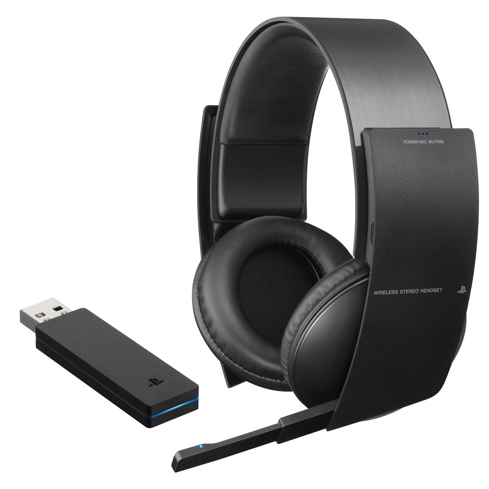 my sony wireless headset is still not compatible with ps4. Black Bedroom Furniture Sets. Home Design Ideas