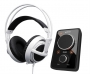 Steelseries Siberia v2 Full-size Headset (White) + Astro Mixam