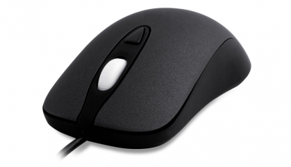 SteelSeries Kinzu v2 Rubberized Black
