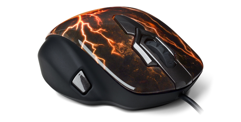 - SteelSeries WoW MMO Legendary Edition