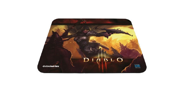 SteelSeries Qck Diablo 3: Demon hunter