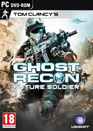 Ubisoft Tom Clancy's Ghost recon: Future Soldier (PC-DVD)