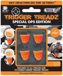 TriggertreadZ - Special Ops Edition (PS4)