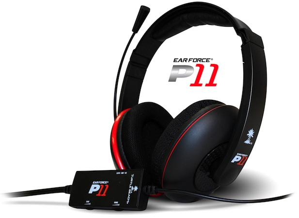 Turtle Beach Ear Force P11 (PS3/PC)