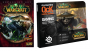 World of Warcraft: Mists of Pandaria SteelSeries Mousepad Bundle