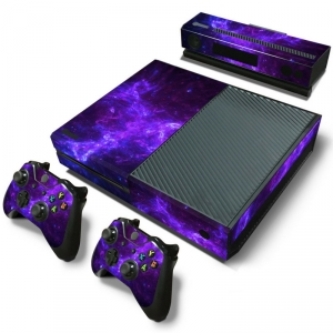 Xbox One Console Skin - Dark Galaxy (Xbox One)