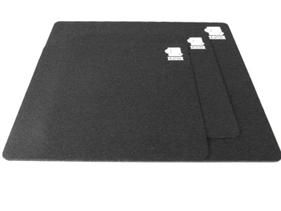 Zowie N-RF2 Thin Mousepad (2mm) - Black