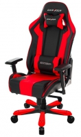 DXRacer KING Gaming Chair (Black/Red) - OH/KS06/NR