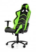 AKRacing Player Gaming Chair (Black/Green) - AK-K6014-BG