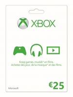 Xbox LIVE Gift Card €25