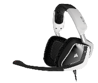 Corsair Void USB Dolby 7.1 RGB Gaming Headset - White