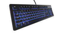 SteelSeries Apex 100 Gaming keyboard - Qwerty (US)