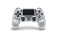 Sony Dualshock Controller V2 - White Crystal (PS4)