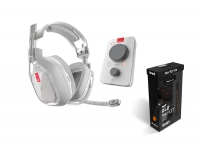 Astro A40 TR Audio System White + Mod Kit Black ops 3