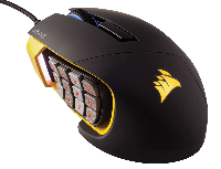 Corsair Scimitar Optical RGB 12000 DPI Gaming Mouse
