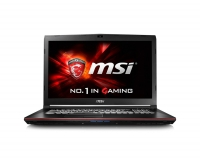 DEMO: MSI GP72 6QF-436BE Gaming Laptop (Azerty)